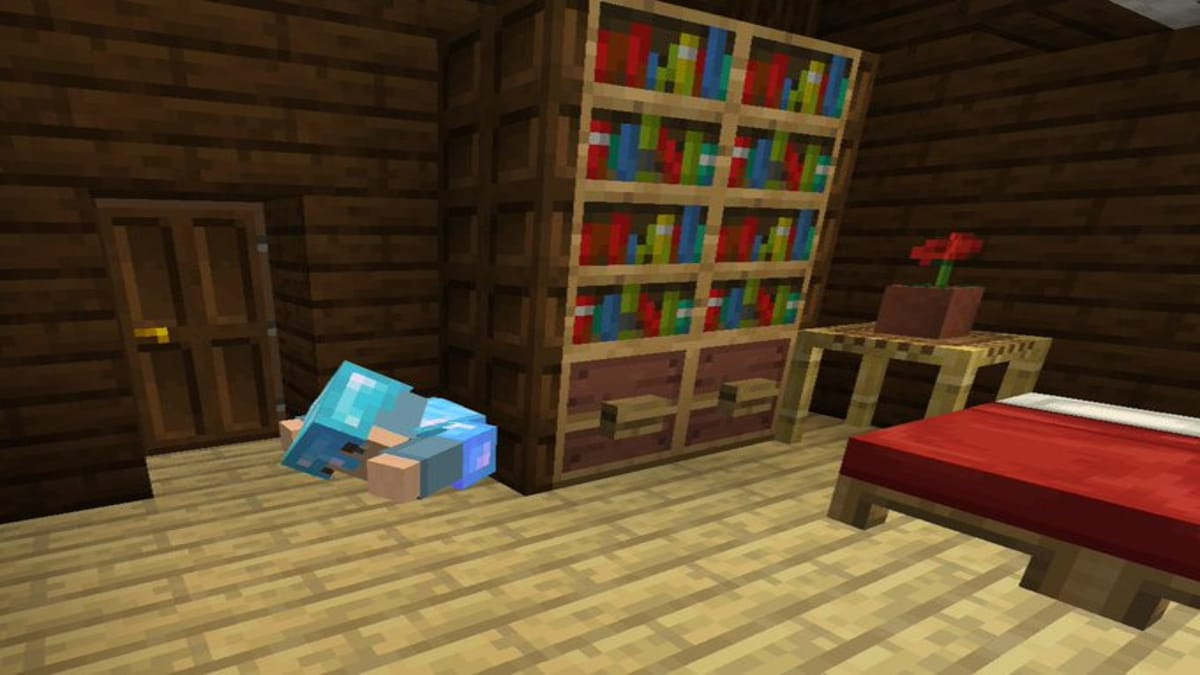 How To Make A Bookshelf In Minecraft [Complete Guide]