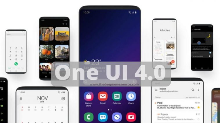 Samsung's One UI 4.0 Eligible Devices   Samsung ft. AMD, S21 FE, and Upcoming Gadgets