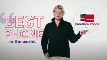 """A 22-Year Old Bitcoin Trader Launches Freedom Phone, A """"Privacy-First"""" Focused Phone."""