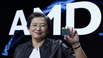AMD CEO Lisa Su Says Chip Shortage Isn't Going Away Anytime Soon