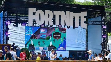 Apple Removes Fortnite From The App Store.