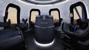 Blue Origin Introduces The Next Two Passengers On Their Journey To Space