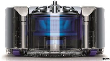 Dyson's Newest Robot Vacuum CleanerDisclosed In FCC Filings